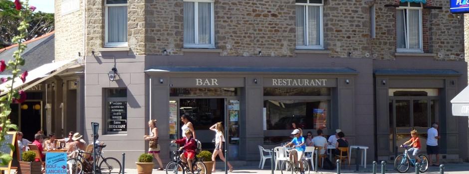 Menu Restaurant De La Mer Lancieux